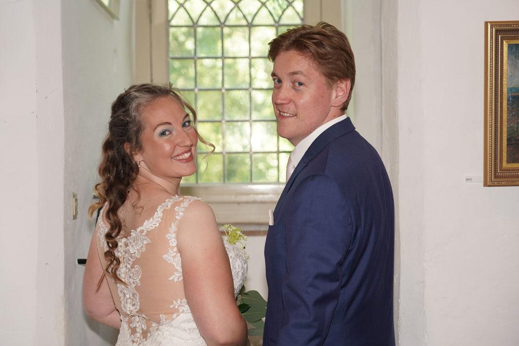 Bruidskapsel & Bruidsmake-up